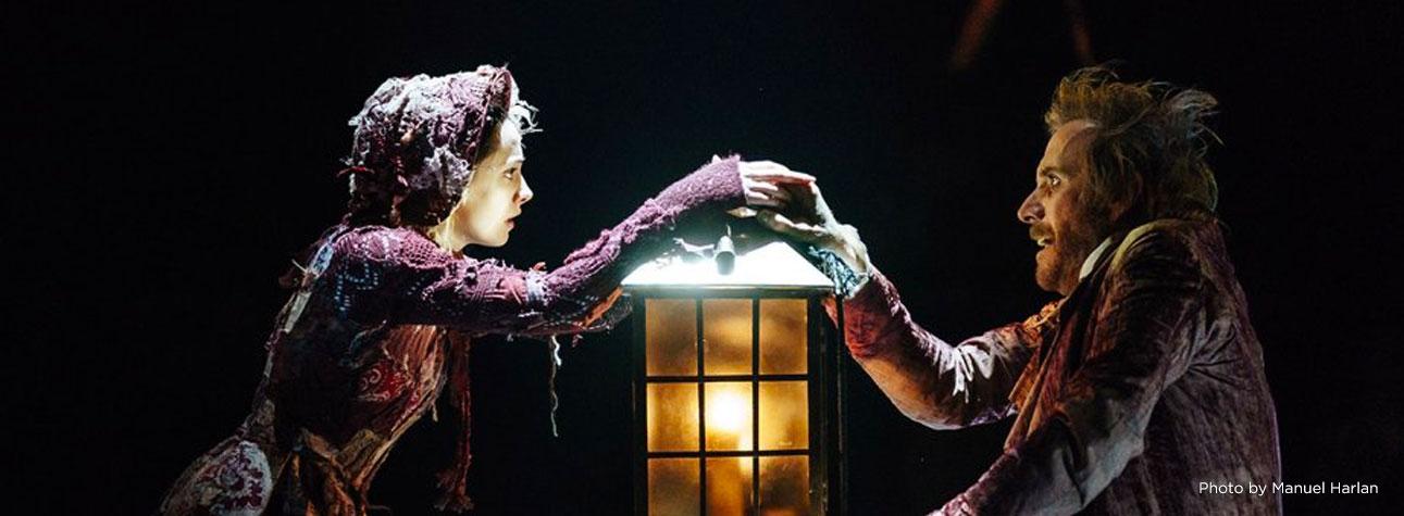 Broadway Play Home - A Christmas Carol
