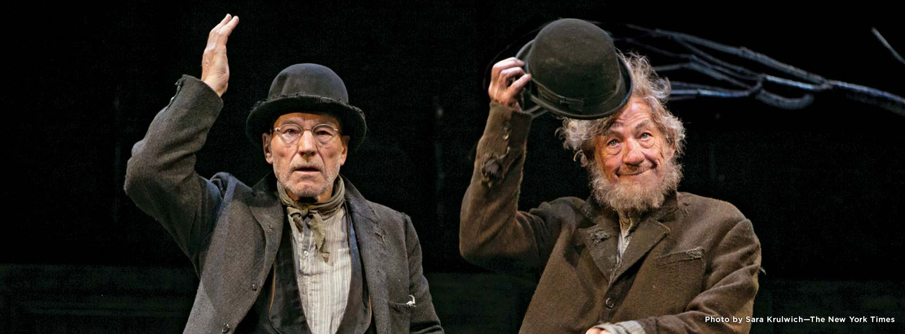 Broadway Play Home - Waiting for Godot